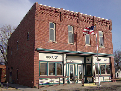 Burns Public Library